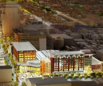 Opening in 2014 the new arena on 7th St. & Hamilton