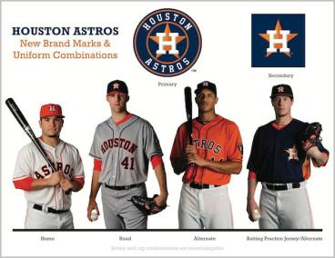 Like many other teams the Astros are going to retro looking uniforms