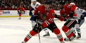 How Toews and the rest of the Blackhawks overcome losing will show the team's true character