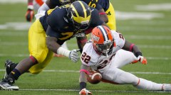 A Defensive tackle at Ann Arbor the Jets will try to convert Campbell into a guard