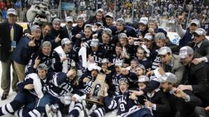 Yale has made New Haven the college hockey capital