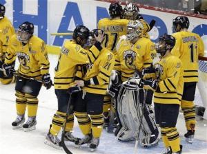 Despite the loss, The Bobcats put CT hockey on the map this season