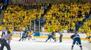 Yale and Quinnipiac could bring a hometown rivalry to the National stage