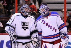 Last year Quick propelled the Kings, this year could be Lundqvist's turn