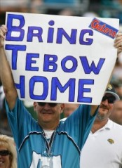 Fans would support this team for the simple reason that they love Tebow