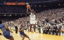 Unlike Lebron, Jordan has a National Championship on his legacy