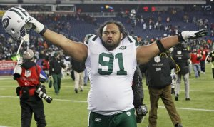 The Jets defensive could use this veteran