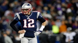 In the aftermath of the Hernandez situation Brady is lacking playmakers