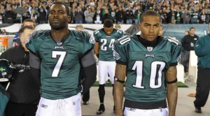 Can Vick and Jackson stay healthy enough to give Kelly's offense it's explosiveness?