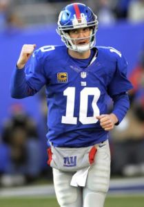 With Manning, The Giants always have a chance