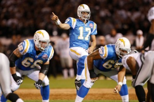 Why the Chargers don't wear the best jerseys in the NFL is beyond me