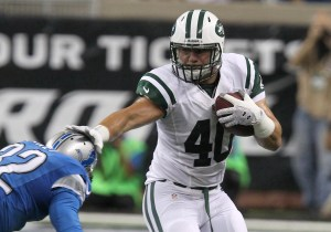 Bohanon's versatile makes him a great fullback for the Jets future