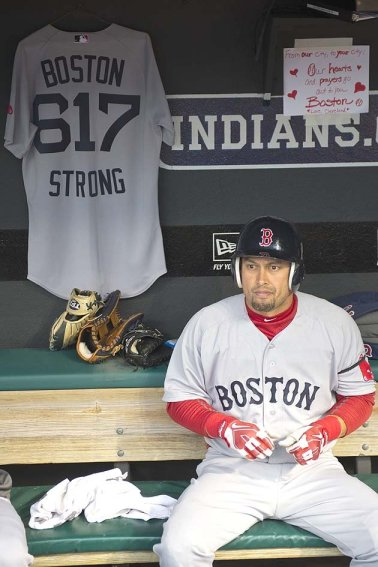 The Red Sox reminded themselves that they had something bigger to play for