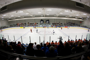 If UCONN hockey wants to make it to the big time, they need a new arena