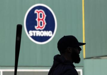 Boston strong! The Red Sox helped a city overcome horror