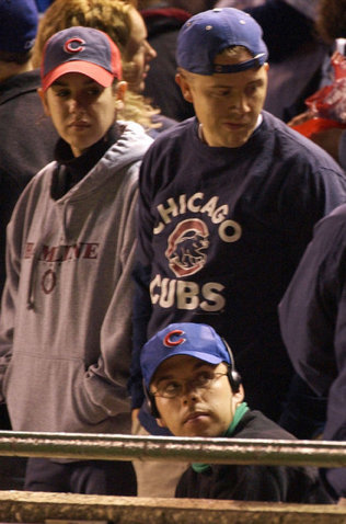It's not what Bartman did to the Cubs, it's what Chicago did to him and the people of Chicago that owe Bartman an apology