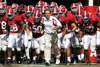 Saban has built a dynasty in Alabama, but he shouldn't consider going back to the NFL
