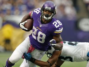Peterson is the NFL's best back, but should he remain in Minnesota?