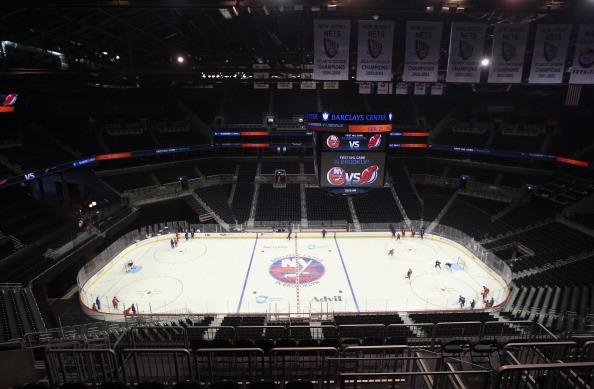 New Brooklyn Arena For Islanders