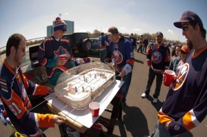 Islander fans will have to say goodbye to the grill in Brooklyn