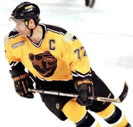 Bruins? More like Winnie the Pooh