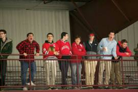 Some of the most passionate fans on campus