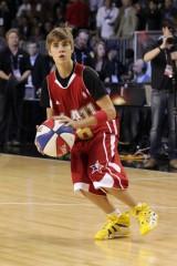 Bieber a baller? Not a chance