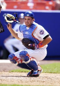Piazza was a hitter first, catcher second which broke the catcher stereotype