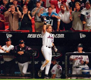 Mike Piazza's 9/11 home run was one of the most memorable homers in baseball history