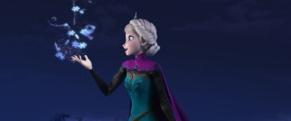 Frozen continues it grip on pop culture by now getting involved in baseball