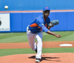 Montero should be in the Mets rotation
