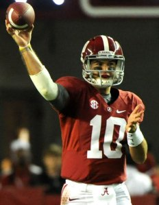 Despite his college success, Mccarron is still not a top QB in this class
