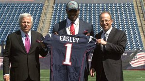 Easley a debatable pick