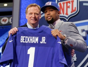 A playmaker for Eli, but the Giants had other needs