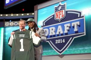 Jets went defense in round one? Is anyone really surprised