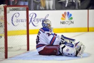 Despite the 2-0 deficit, the Rangers are still in this series