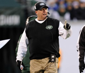 Unless Ryan turns the Jets around fast New York could be looking for anew head coach