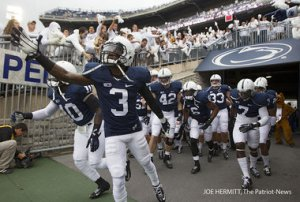 Time for the Nittany Lions to roar again?