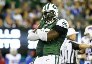 Wilkerson's contract could become a concern for the Jets