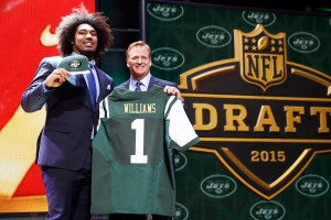 Leonard Williams could form a tremendous trio with Wilkerson and Richardson. However, he also gives the Jets leverage and a backup plan if a deal with Wilkerson cannot be reached.