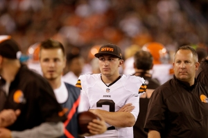 Has Johnny Manziel become another mistake by the lake?