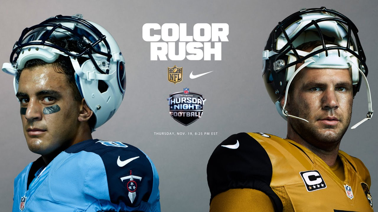 online store 82f7c 05d9b NFL's COLOR RUSH Needs to be Stopped! – Rich Sports Talk