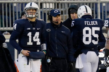 Christian Hackenberg, Bill O' Brien